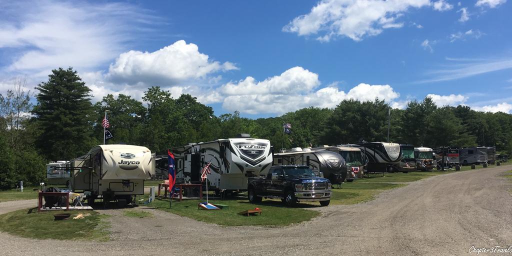 Shore Hills Campground