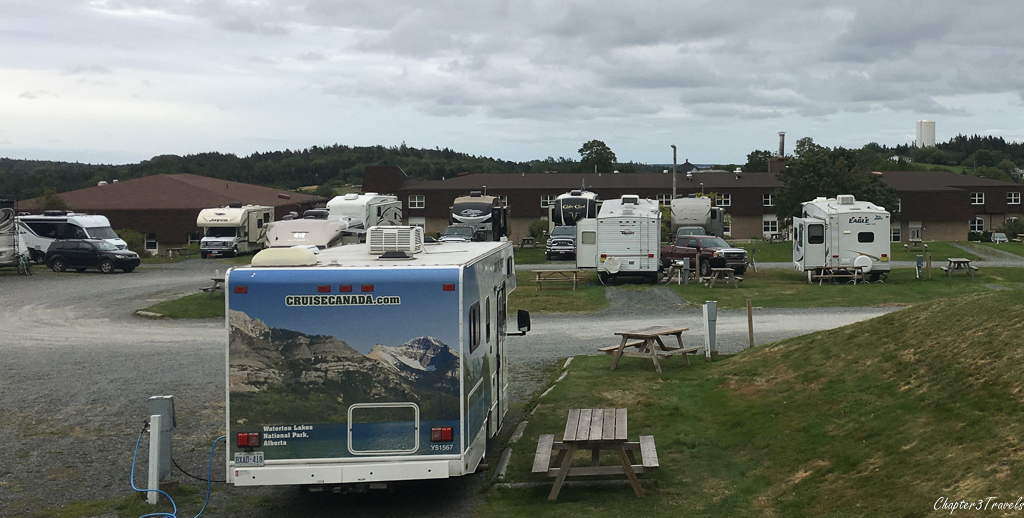 Lunenburg Board of Trade Campground