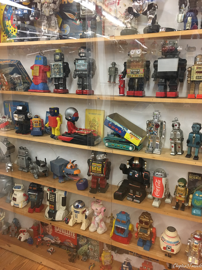 The Vermont Toy Museum