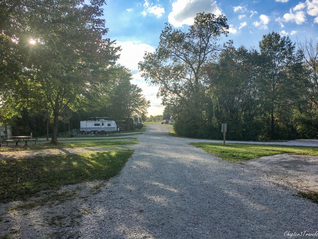 Cedar Lakes Ministry Campground, Cedar Lakes, Indiana