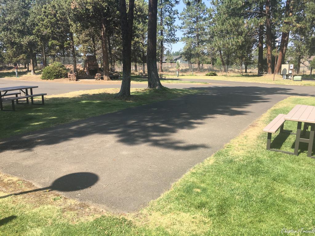 Scandia RV Park in Bend, Oregon
