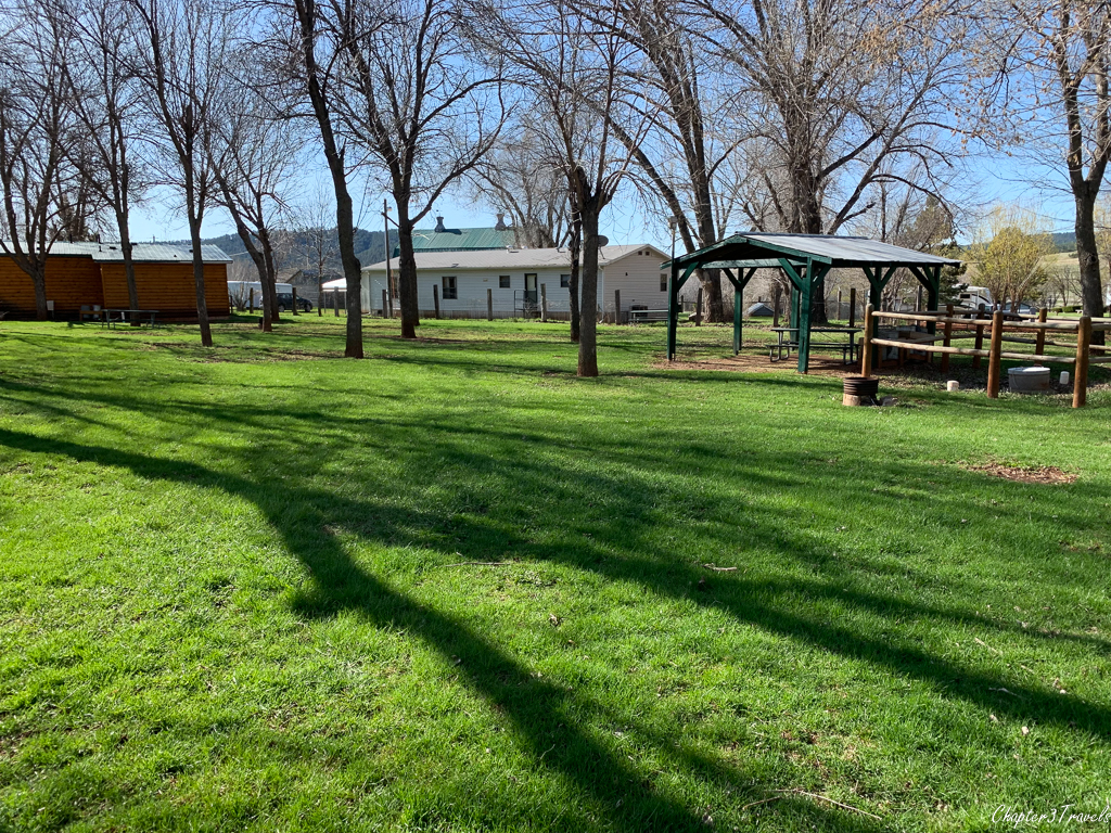 Happy Holiday RV Resort in Rapid City, South Dakota