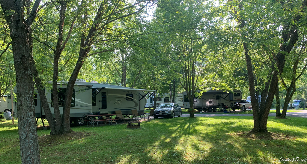 The Villages RV Park at Turning Stone Casino, Verona, NY