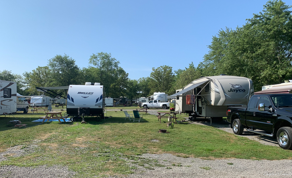Scott's Campground, Niagara Falls, Ontario, Canada