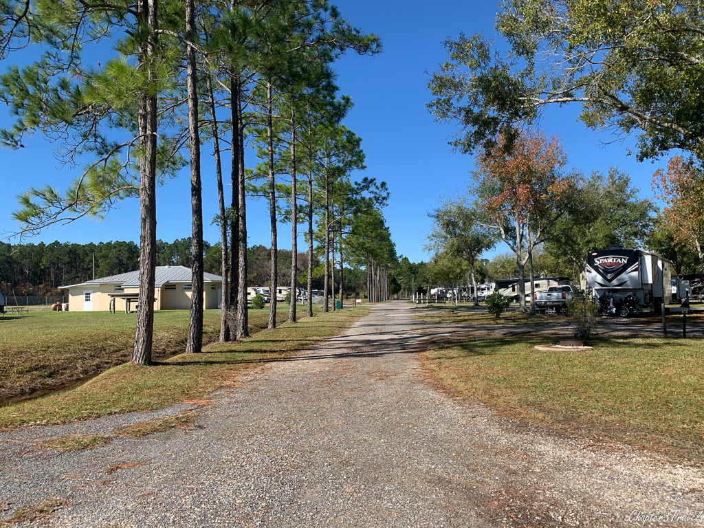 Stagecoach RV Park in St. Augustine, Florida