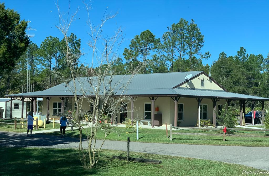 Stagecoach RV Park in St. Augustine, Florida